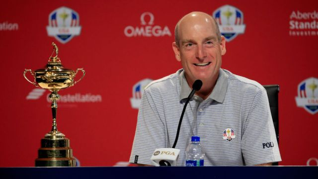 2018 Ryder Cup Press Conference